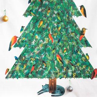 クリスマスツリータペストリー(大):マーク・マーティン