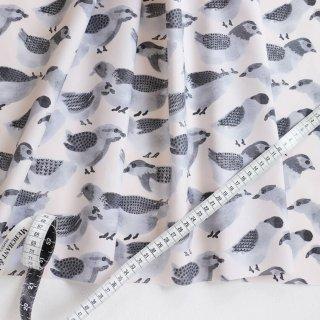 Humming birds(ピンク×グレー)