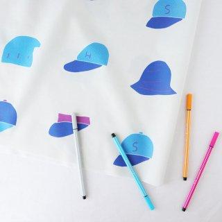 帽子(ブルー)