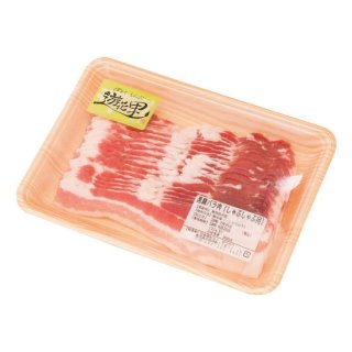 黒豚バラ肉(しゃぶしゃぶ用)