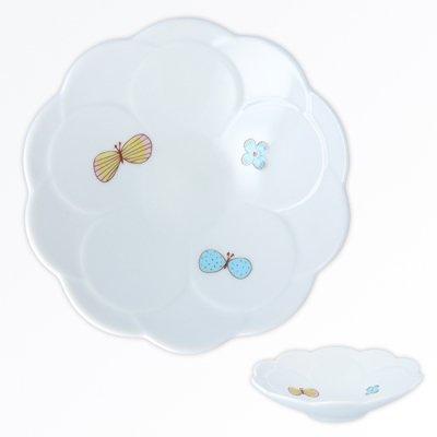 チョウ中鉢[青]