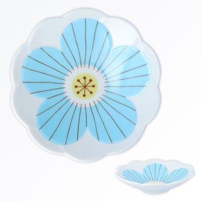 ハナ中鉢[青]