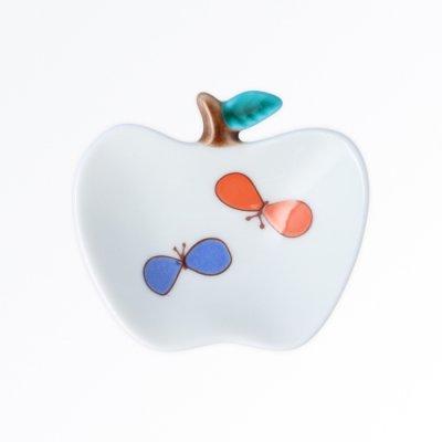りんご小皿[チョウ]