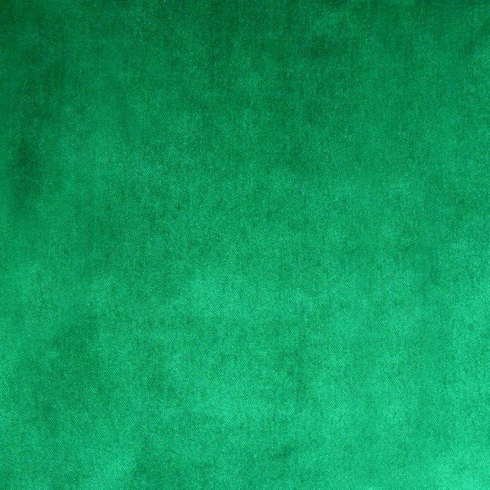インテリアファブリック 無地ベルベット防炎 ライト エメラルドグリーン