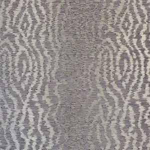 インテリアファブリック コンテンポラリージャカード カエサル パープル