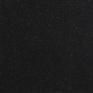 インテリアファブリック コットンリネンドレープ無地  ビバーク ブラック