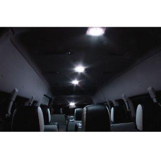 NV350キャラバン LEDルームランプ