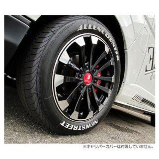 LM-S ホワイトレタータイヤセット(4本セット)
