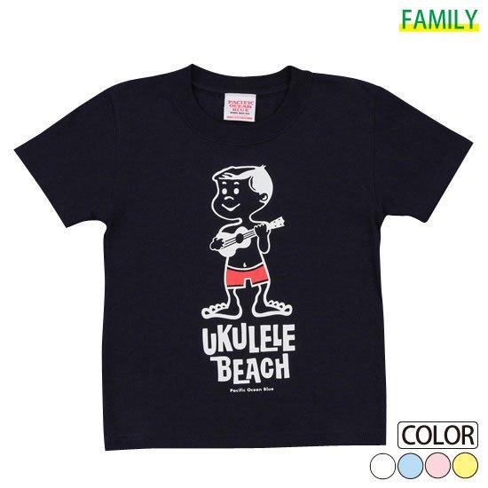 Kid's ウクレレデニス Tシャツ