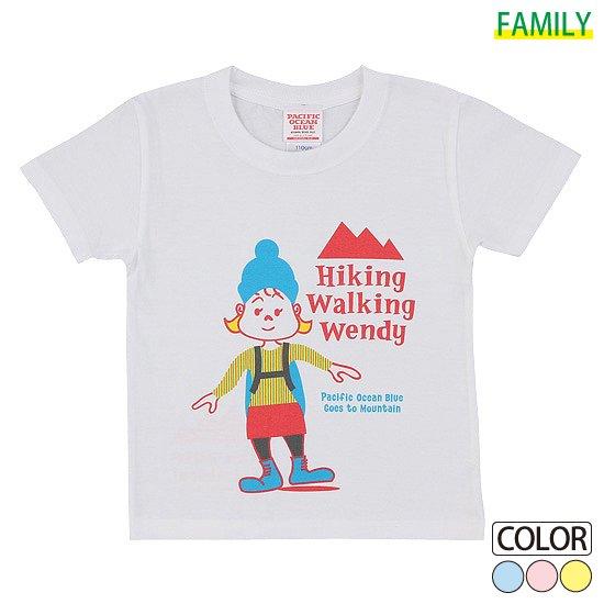 Kid's H. W. Wendy Tシャツ