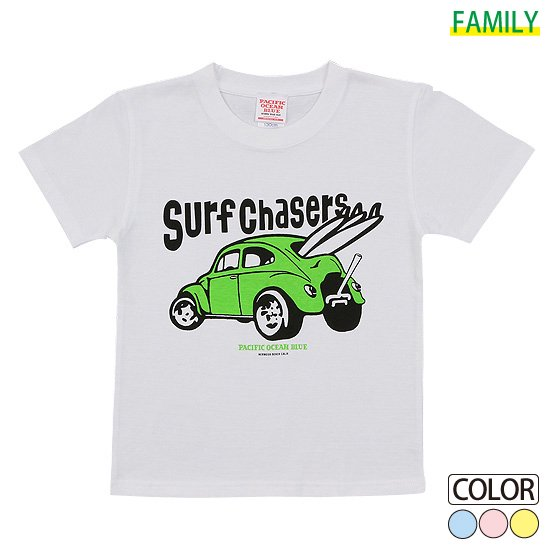 Kid's SURF CHASERS Tシャツ