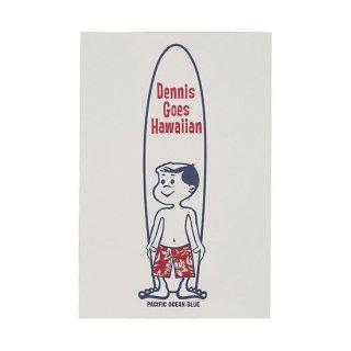 D.G.Hawaiian ポストカード