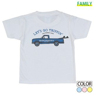 Kid's LET'S GO TRIPPIN' (blueカー)
