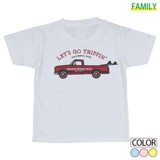 Kid's LET'S GO TRIPPIN' (redカー)