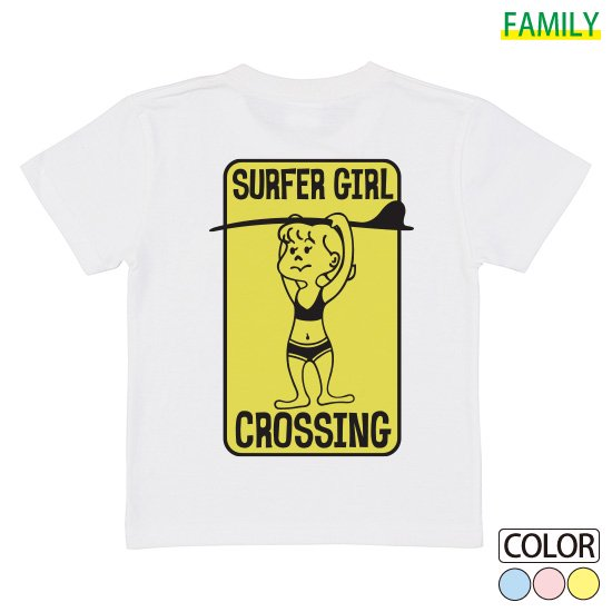 Kid's CROSSING Tシャツ