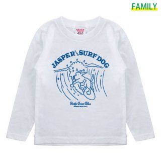 Kid's JASPER the SURF DOG ロンT