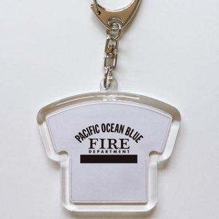 P.O.B. FIRE キーホルダー