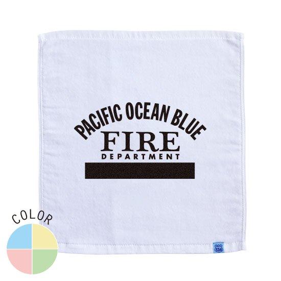 P.O.B. FIRE ハンドタオル