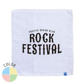 Rock Fes. ハンドタオル