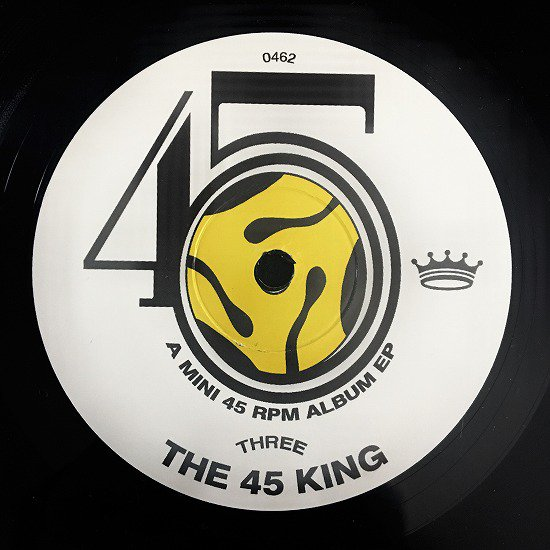 The 45 King / Three