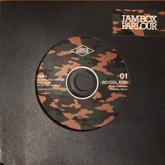 DJ KLNE, DJ Killa turner / B.D.  / Jambox Parlour Original Mix CD