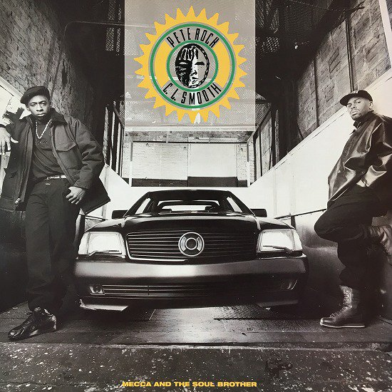PETE ROCK & C.L. SMOOTH / MECCA AND THE SOUL BROTHER