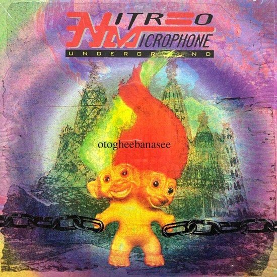 Nitro Microphone Underground / Otogheebanasee