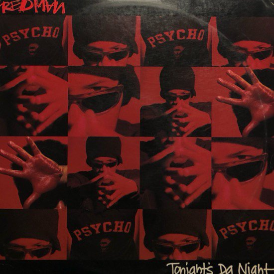 REDMAN / TONIGHT'S DA NIGHT (93 US ORIGINAL )