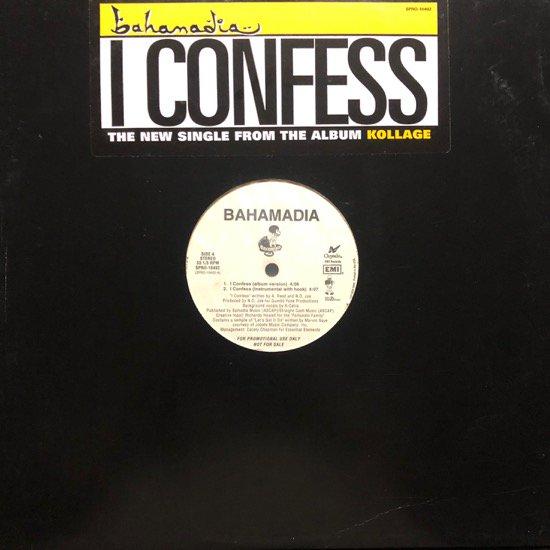 BAHAMADIA / I CONFESS (PROMO)
