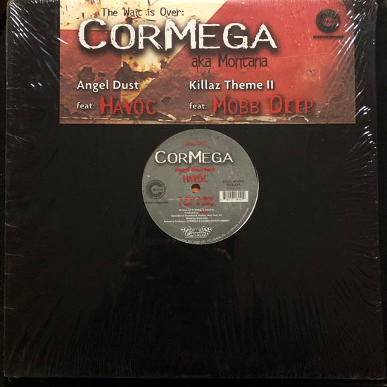 CORMEGA / ANGEL DUST b/w KILLAZ THEME II