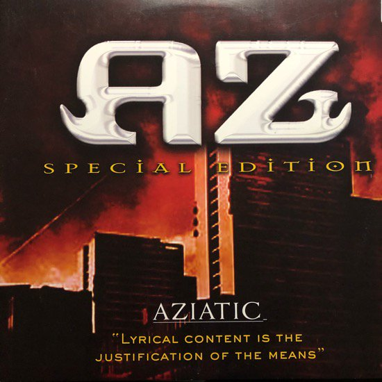 AZ / SPECIAL EDITION (PROMO)