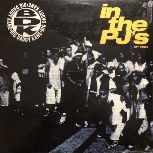 BIG DADDY KANE / IN THE PJ'S ( 94 US Original )