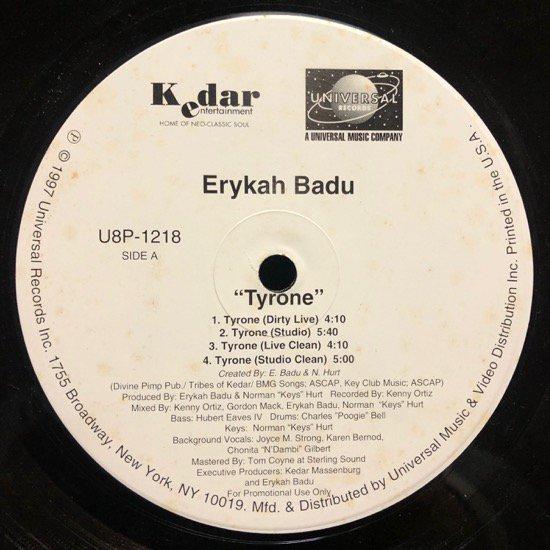 ERYKAH BADU / TYRONE (PROMO)
