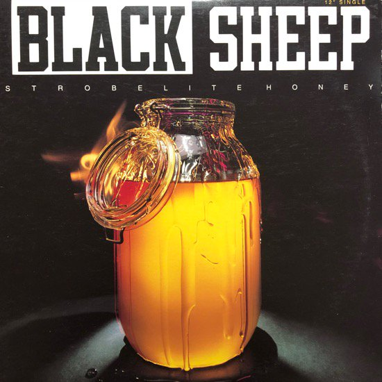 BLACK SHEEP / STROBELITE HONEY ( 92 US Original )