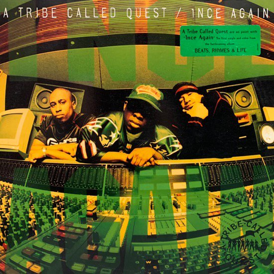 A TRIBE CALLED QUEST / 1NCE AGAIN (US PROMO ONLY)