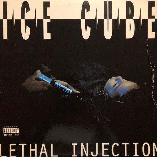 ICE CUBE / LETHAL INJECTION (1993 US ORIGINAL)