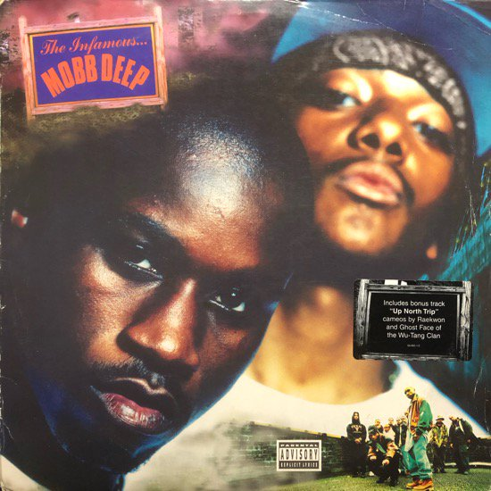 MOBB DEEP / THE INFAMOUS (95 US ORIGINAL)