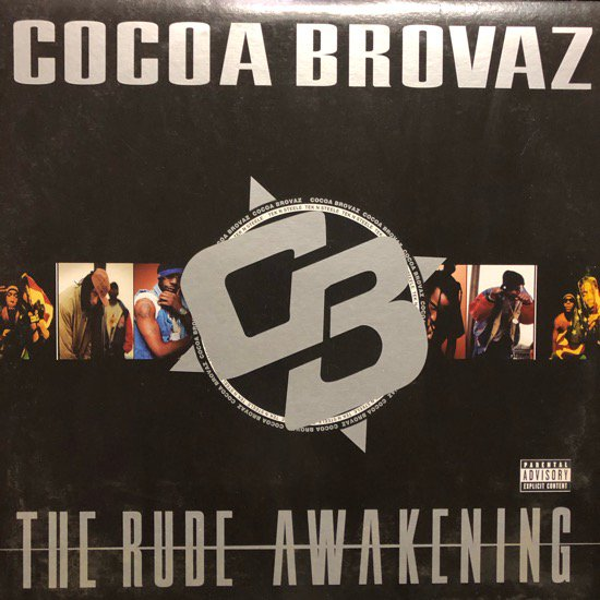COCOA BROVAZ /  THE RUDE AWAKENING (98 US ORIGINAL)