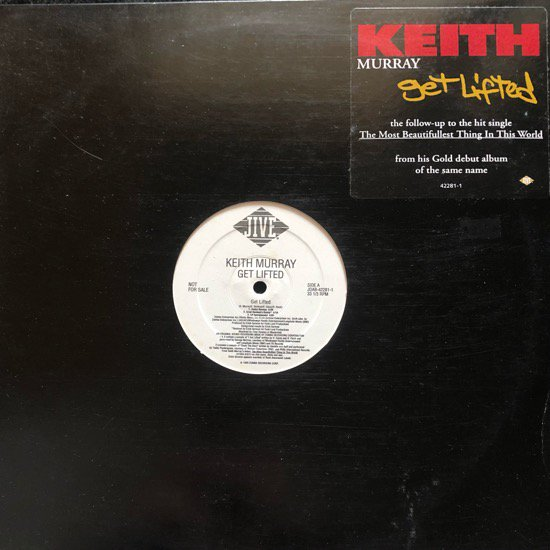 KEITH MURRAY / GET LIFTED (PROMO)