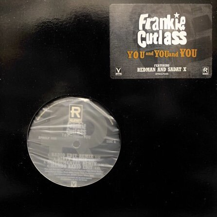 FRANKIE CUTLASS / YOU AND YOU AND YOU (PROMO)