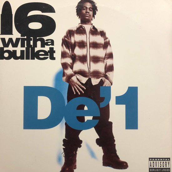 DE' 1 / 16 WITH A BULLET (93 US ORIGINAL)