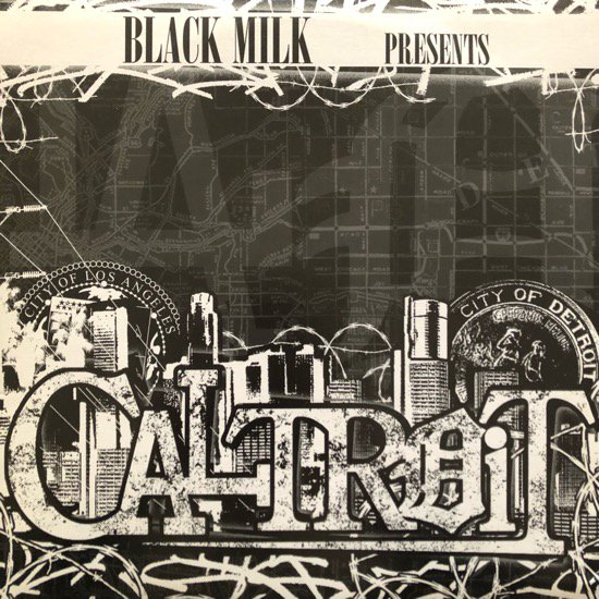 BLACK MILK / CALTROIT