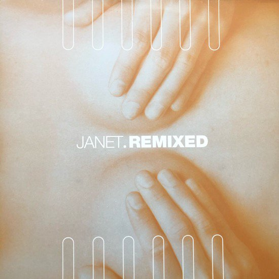 JANET / JANET.REMIXED (95 UK ORIGINAL)