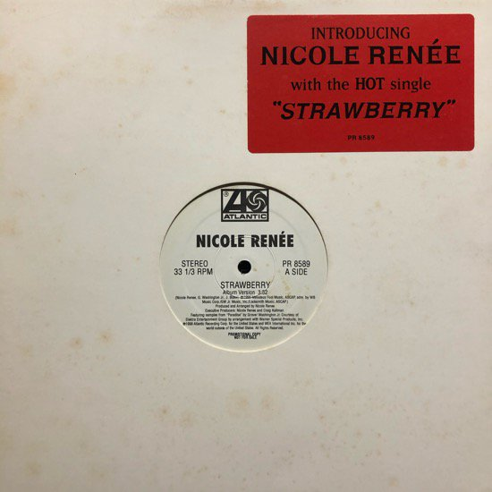NICOLE RENÉE / STRAWBERRY (PROMO)