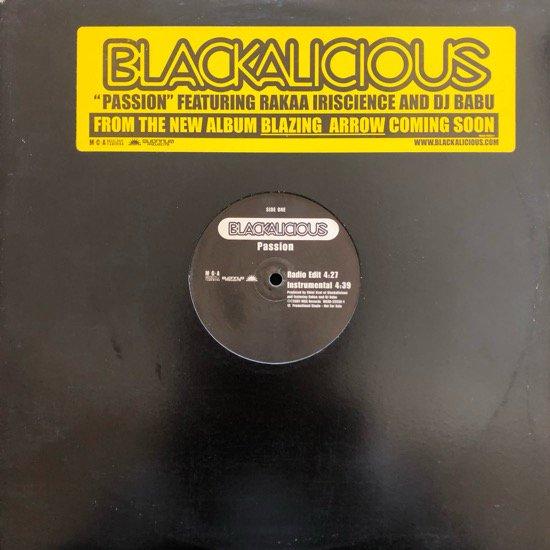 BLACKALICIOUS / PASSION (PROMO)