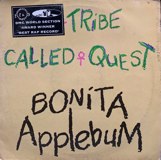 A TRIBE CALLED QUEST / BONITA APPLEBUM (90 UK ORIGINAL)