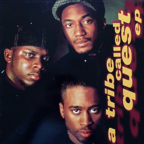 A TRIBE CALLED QUEST / A TRIBE CALLED QUEST EP (94 EU ORIGINAL)