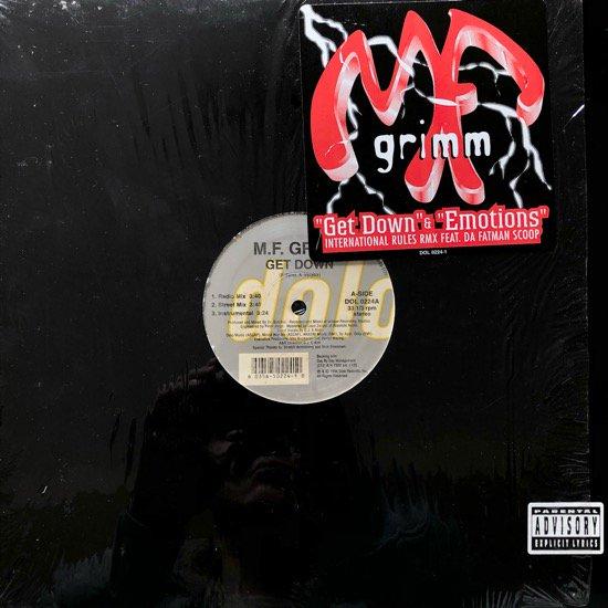 M.F. GRIMM / GET DOWN