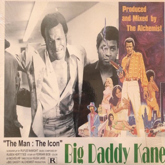 BIG DADDY KANE / THE MAN: THE ICON
