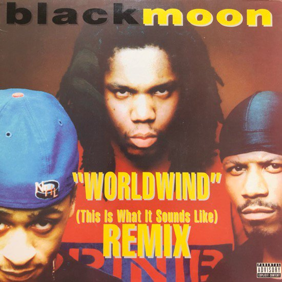 BLACK MOON / WORLDWIND (REMIX)